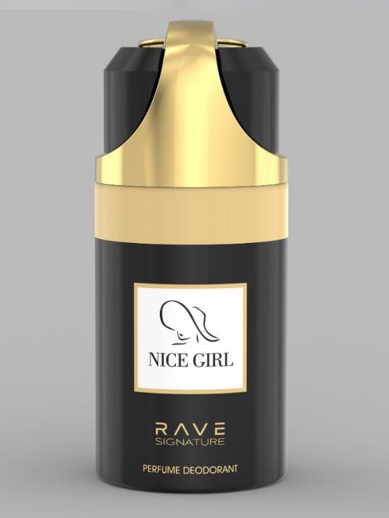 Nice Girl 250 Ml Deodorant Spray For Women
