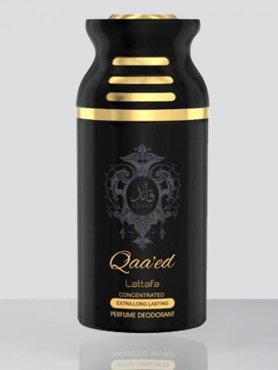 Qaa'ed 250 Ml Deodorant Spray For Men And Women
