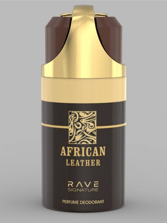 African Leather 250 Ml Deodorant Spray For Men