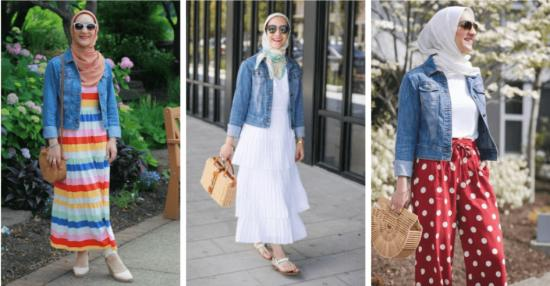 11-ways-to-wear-hijab-with-denim-jackets