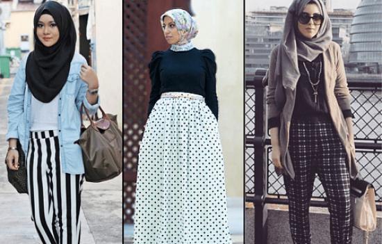 Western-hijab-style