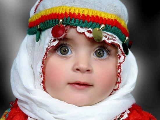 Woolen-hijab-for-babies