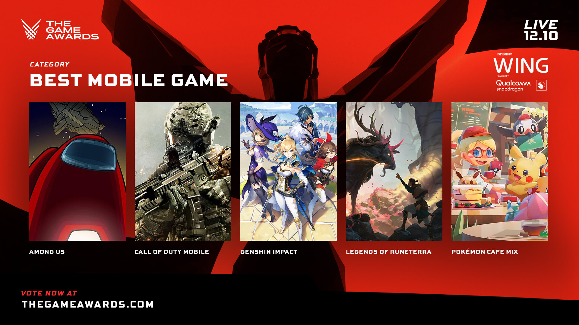 Best Mobile Game   Nominees   The Game Awards