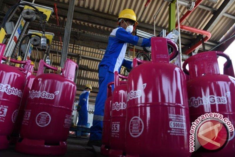 LPG gas Pertamina
