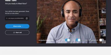Fitur baru Skype, telekonferensi tanta daftar