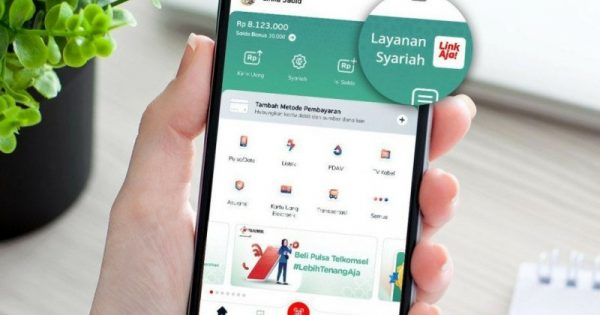 Aplikasi LinkAja luncurkan layanan syariah