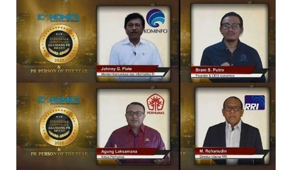 Indonesia Corporate Branding PR Award 2020