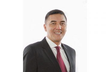 Direktur Utama ITDC Abdulbar M. Mansoer/ITDC