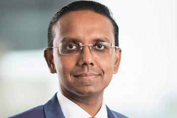Presiden Airbus Asia Pasifik Anand Stanley/Ist