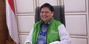 Menteri Koordinator Bidang Perekonomian Airlangga Hartarto/Ekon