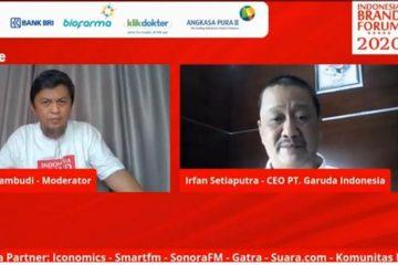 CEO Garuda Indonesia Irfan Setiaputra:Ist