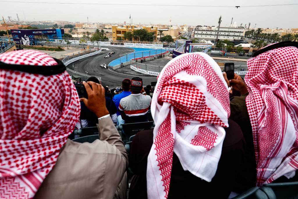 Saudi Arabia Diriyah E-Prix Formula E
