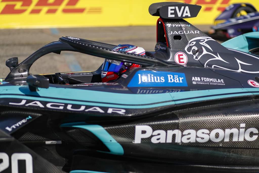 Panasonic Jaguar Formula E Mitch Evans