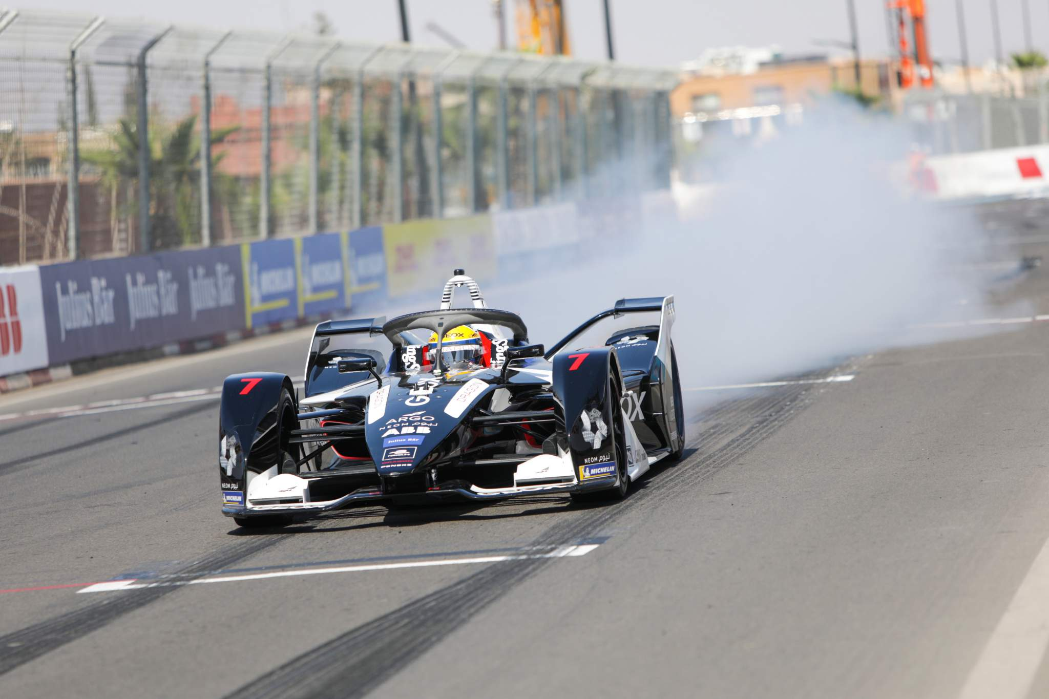 Joel Eriksson Dragon Marrakesh Formula E rookie test 2020