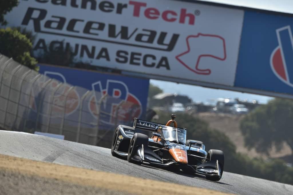 Patricio O'Ward Laguna Seca Arrow McLaren SP IndyCar