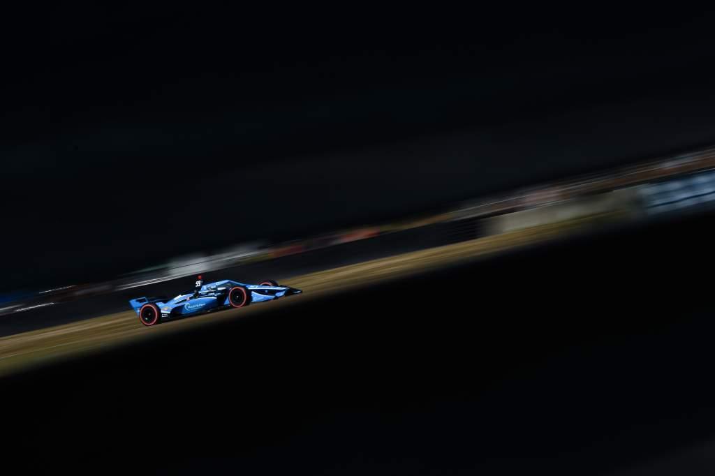 Max Chilton Carlin IndyCar
