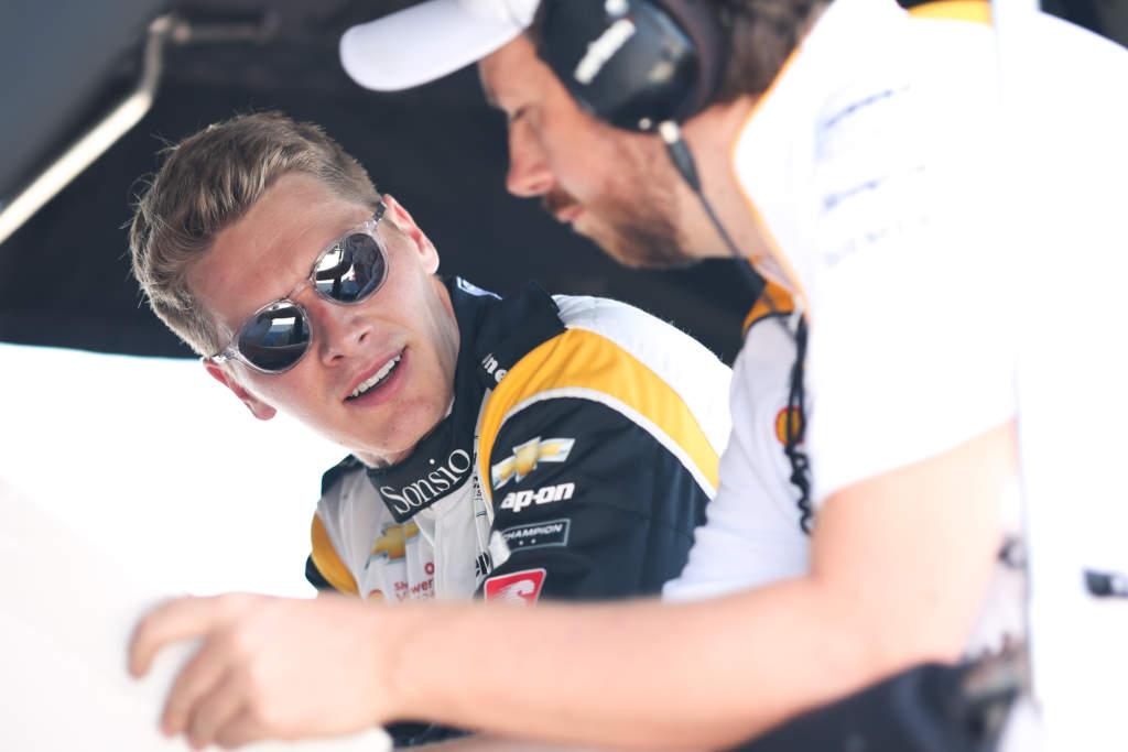 Josef Newgarden Penske IndyCar