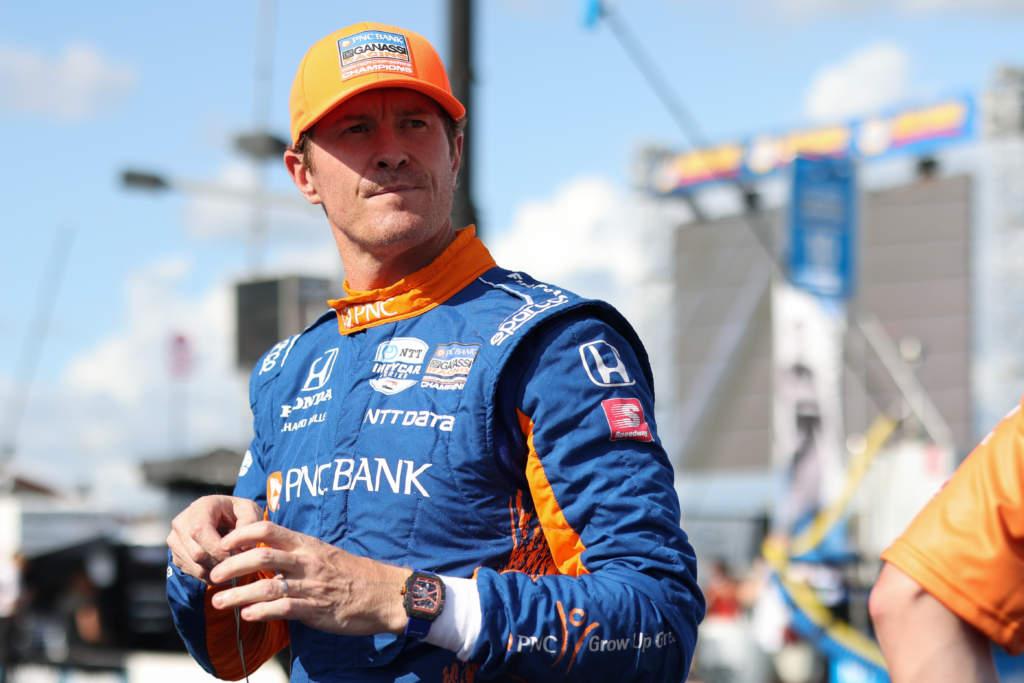 Scott Dixon Ganassi IndyCar