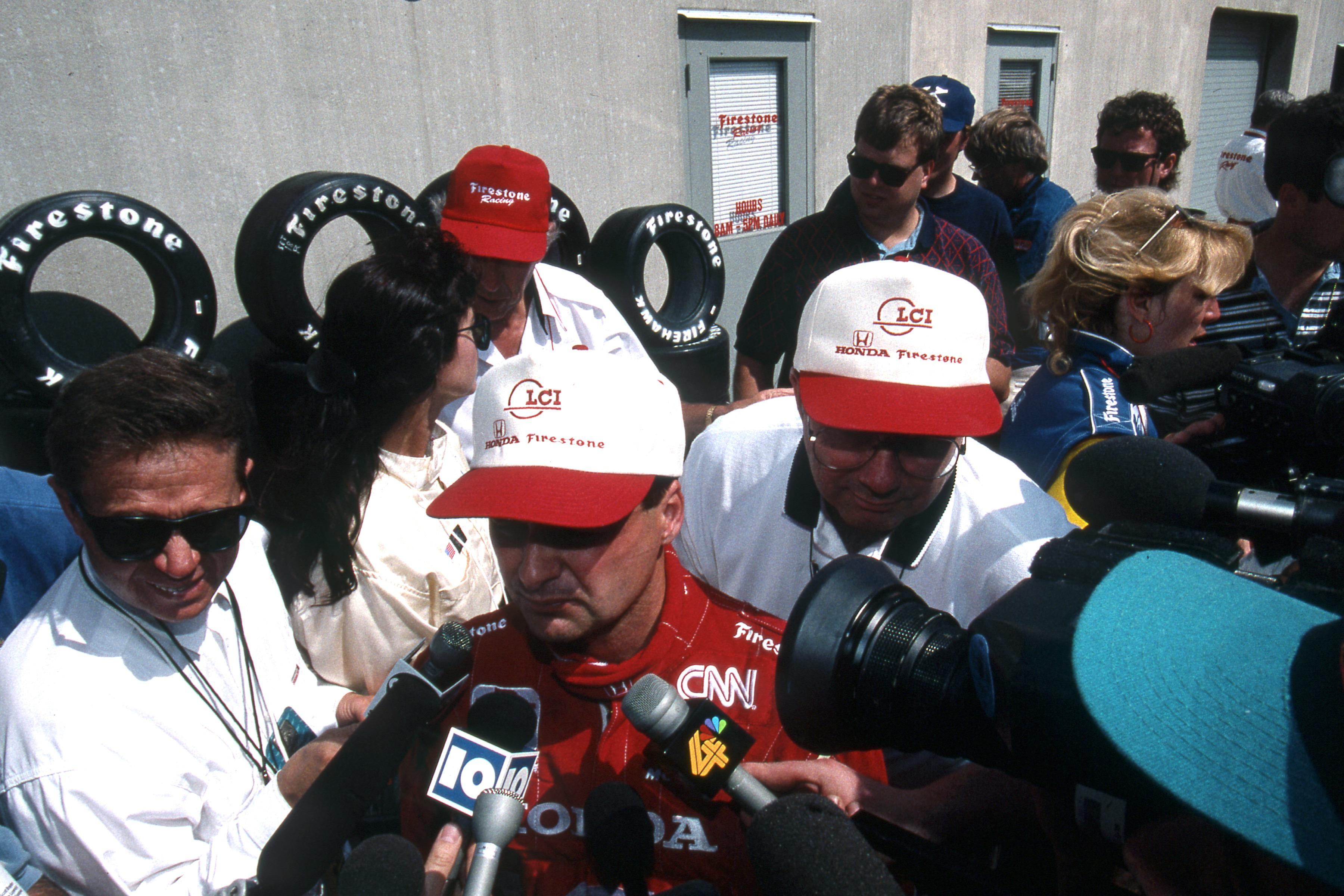 1995 Scott Goodyear Interview