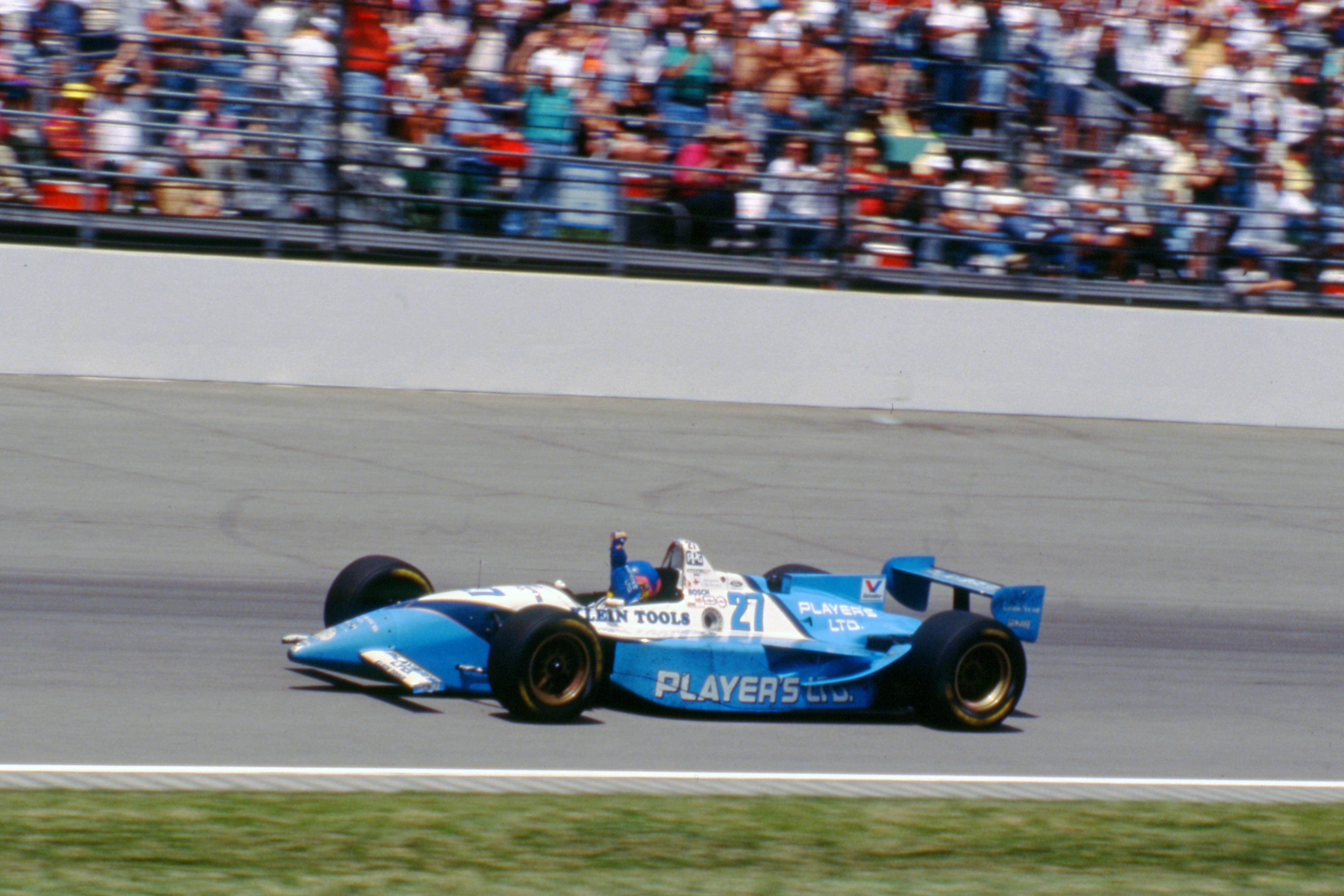 1995 Villenueve Wins