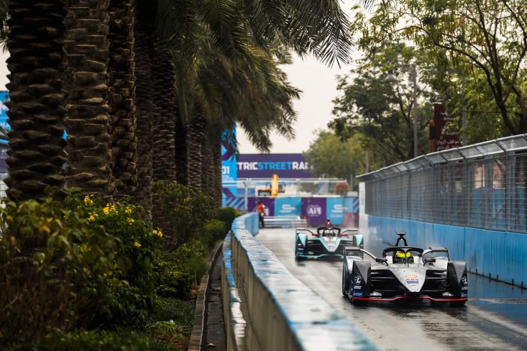 Diriyah E-Prix Saudi Arabia Formula E