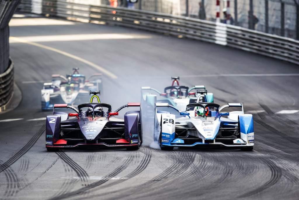 2019 Monaco E Prix