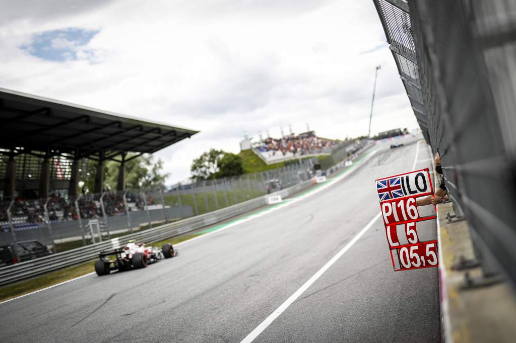 F1's 2022 young driver plan demands a change of definition - The Race