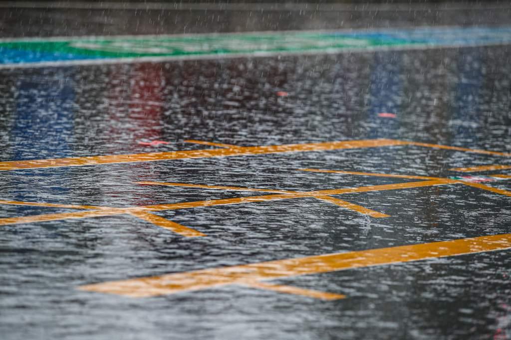 Belgian GP F1