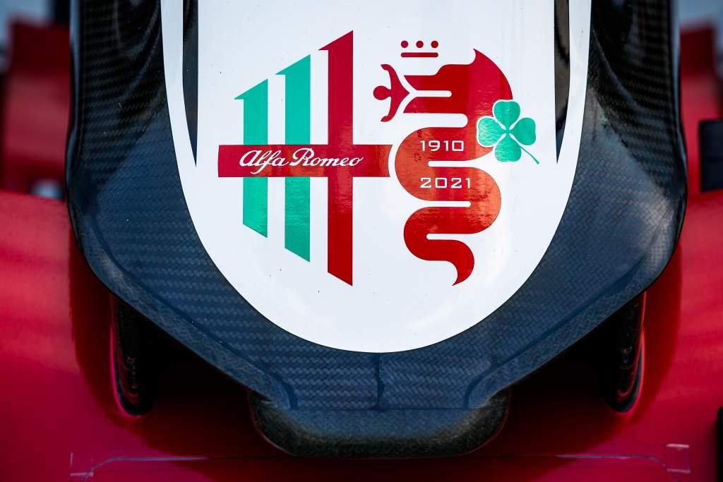 Alfa Romeo F1 logo