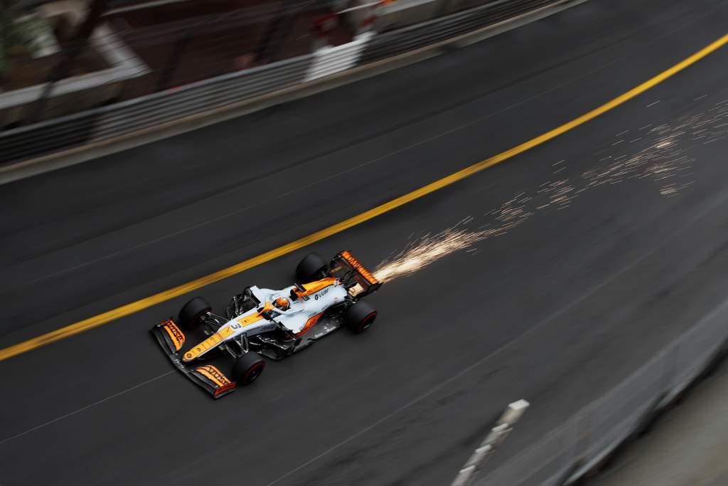 Daniel Ricciardo McLaren F1