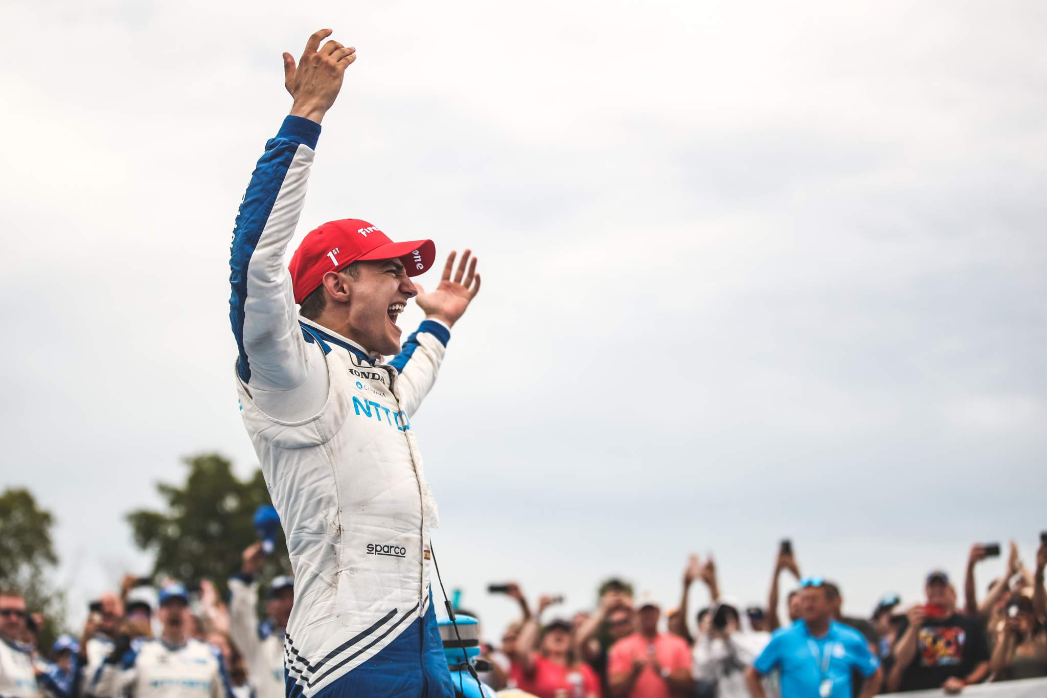 Alex Palou Ganassi IndyCar