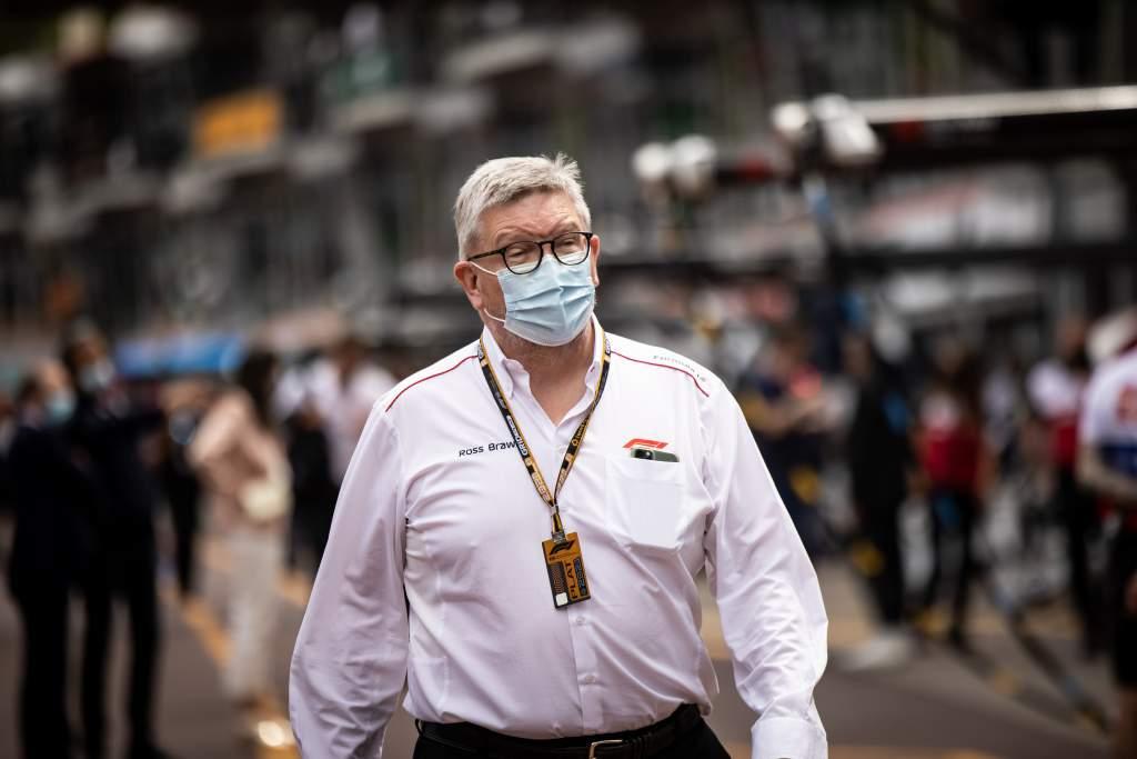 Ross Brawn F1 managing director