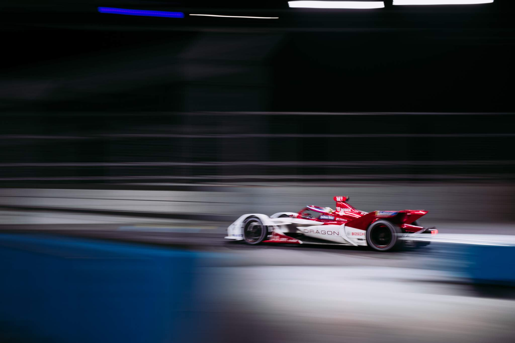 Joel Eriksson Formula E London Dragon