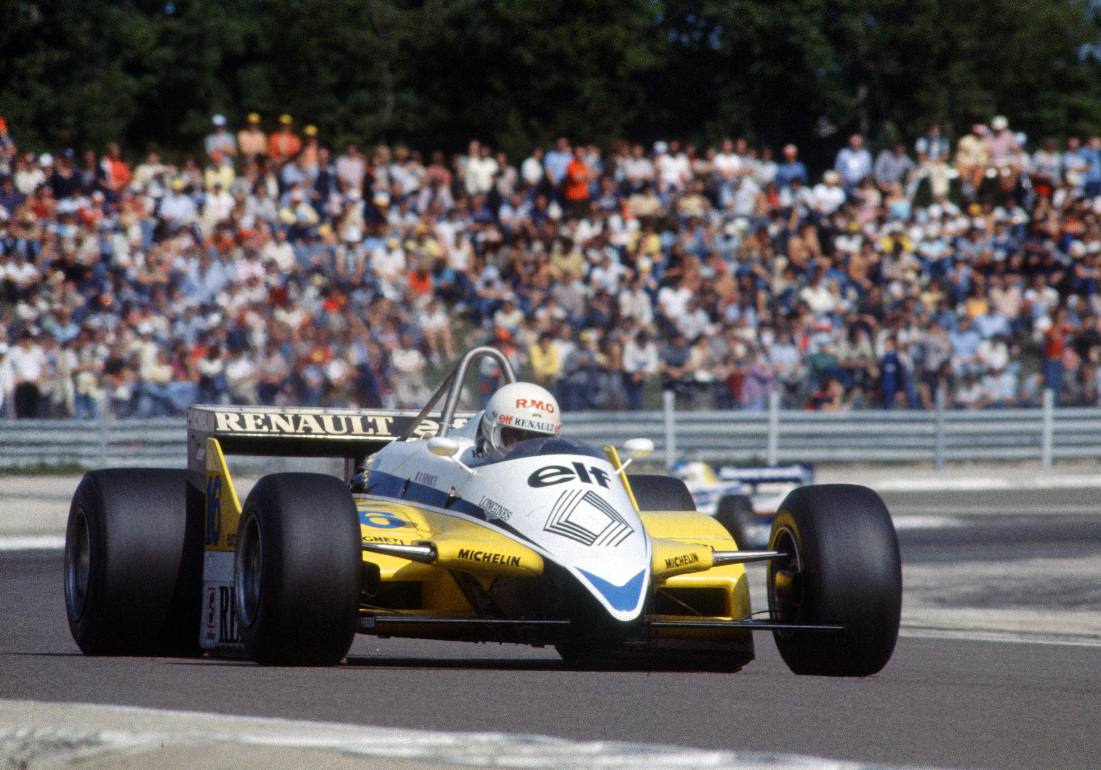Swiss Grand Prix Dijon Prenois (fra) 27 29 08 1982