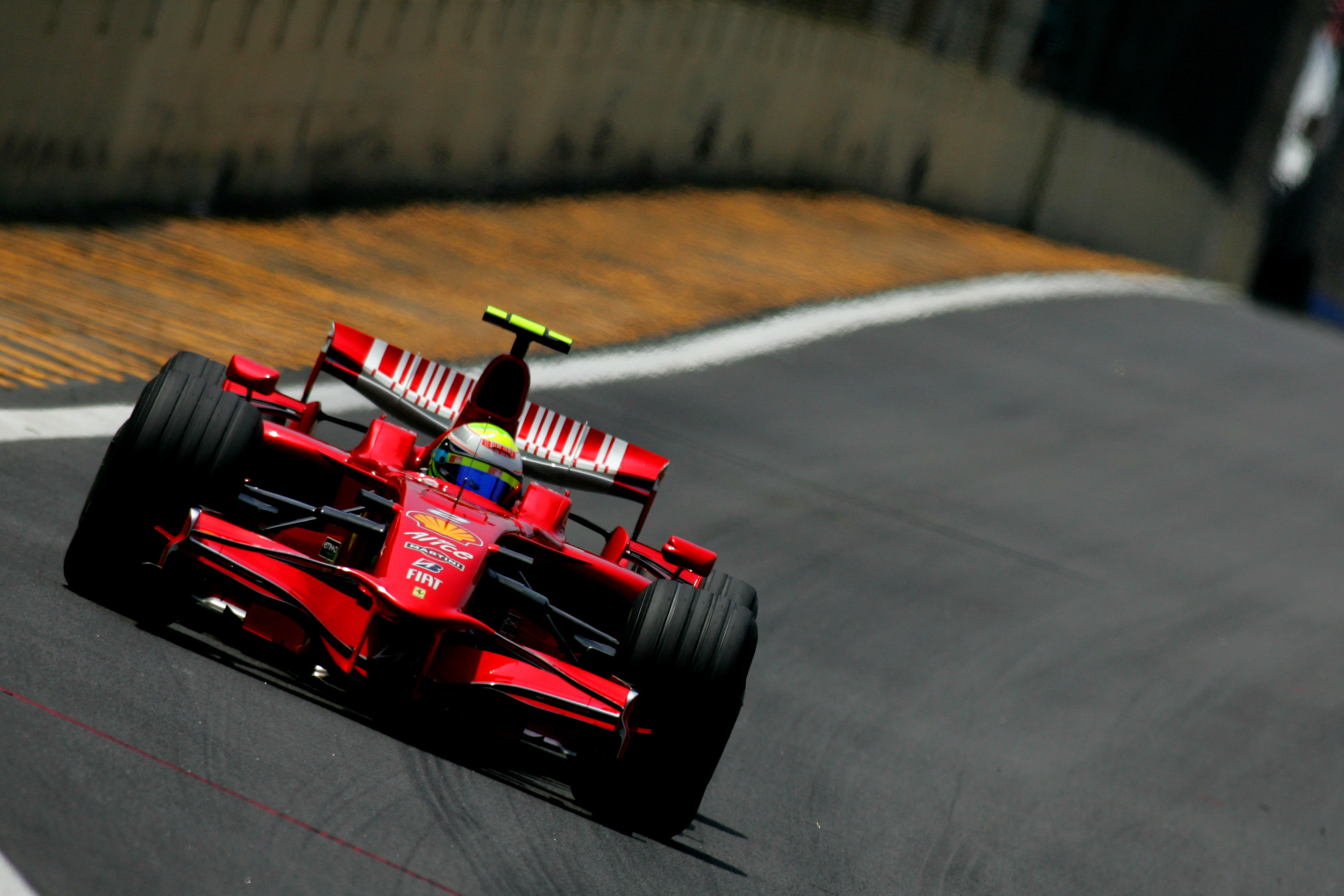 Formula 1 Grand Prix, Brazil, Saturday Qualifying