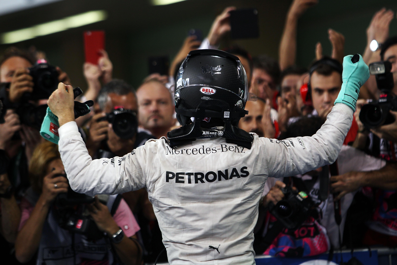 Motor Racing Formula One World Championship Abu Dhabi Grand Prix Race Day Abu Dhabi, Uae