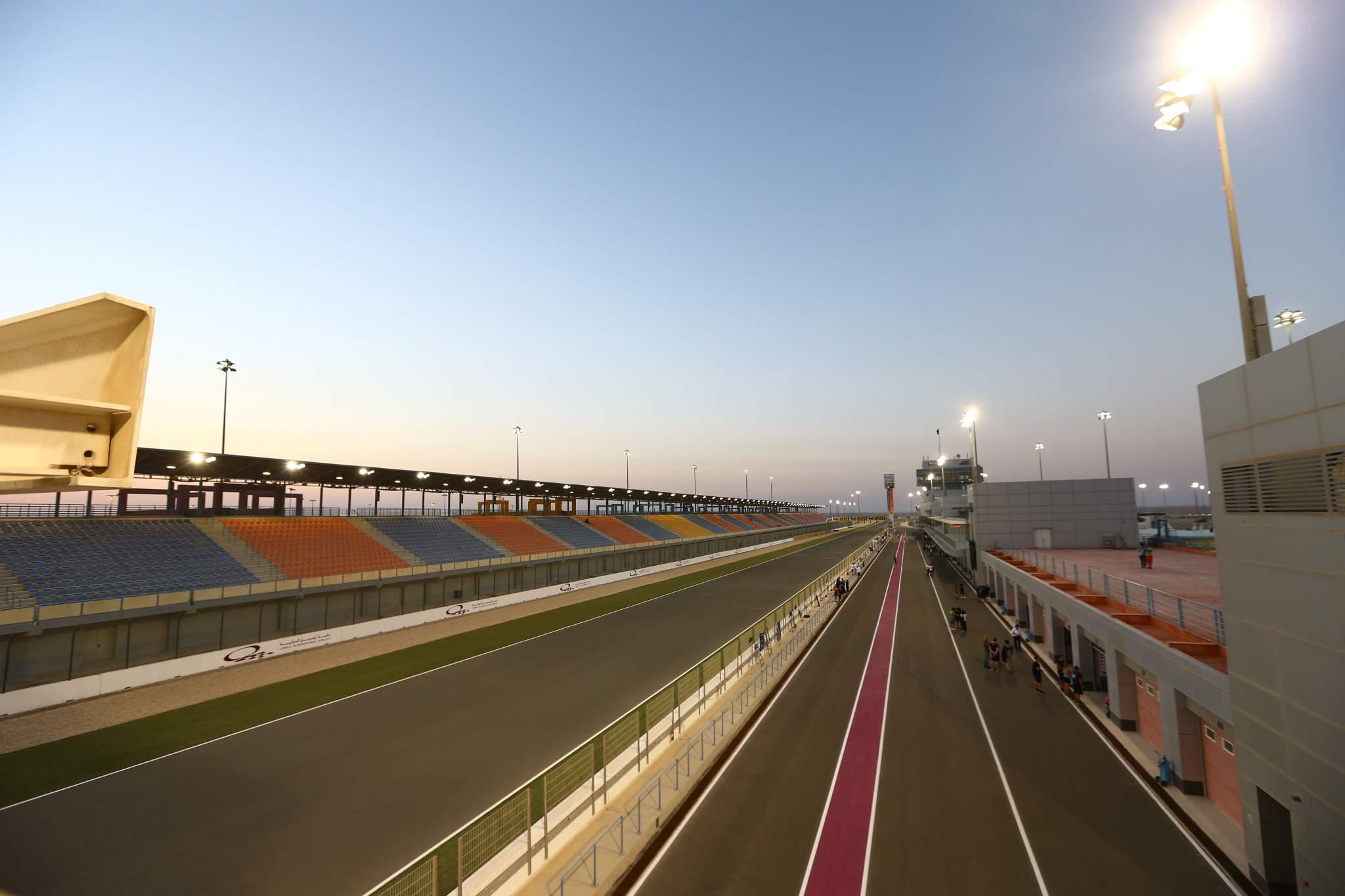 Qatar Losail track