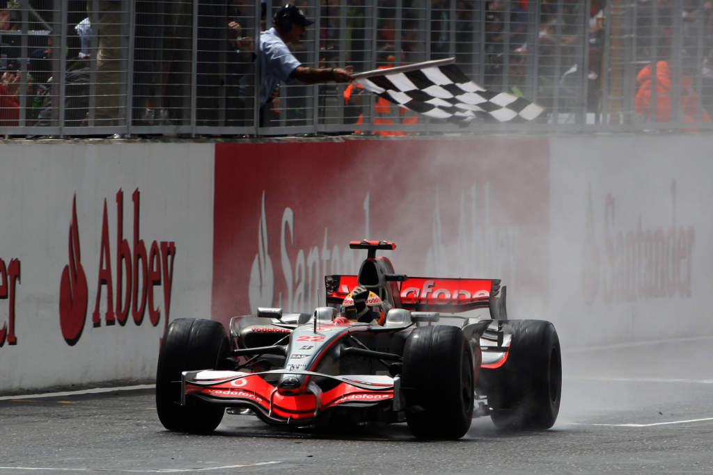 100 wins for Hamilton: His most memorable F1 victories - The Race