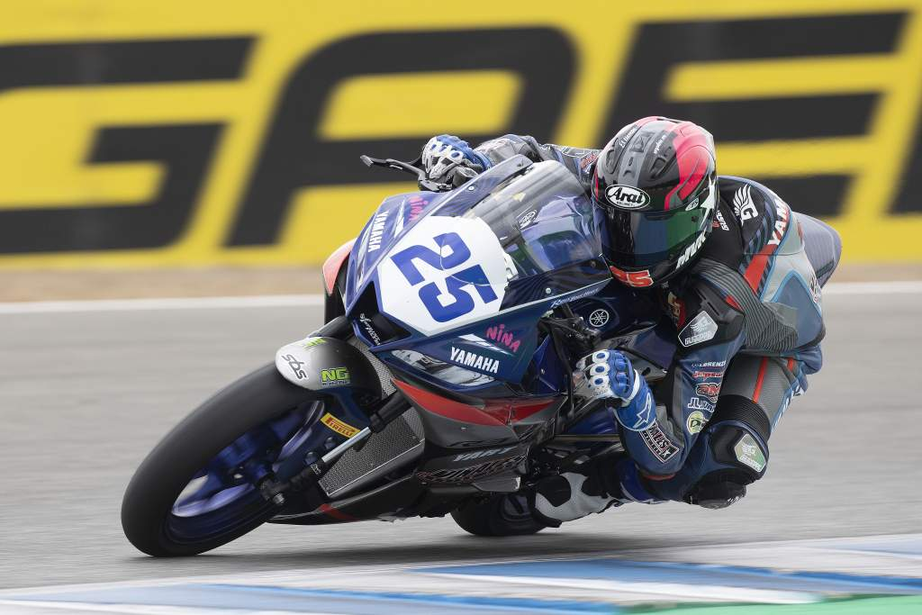 Vinales' teenage cousin dies after Supersport crash - The Race