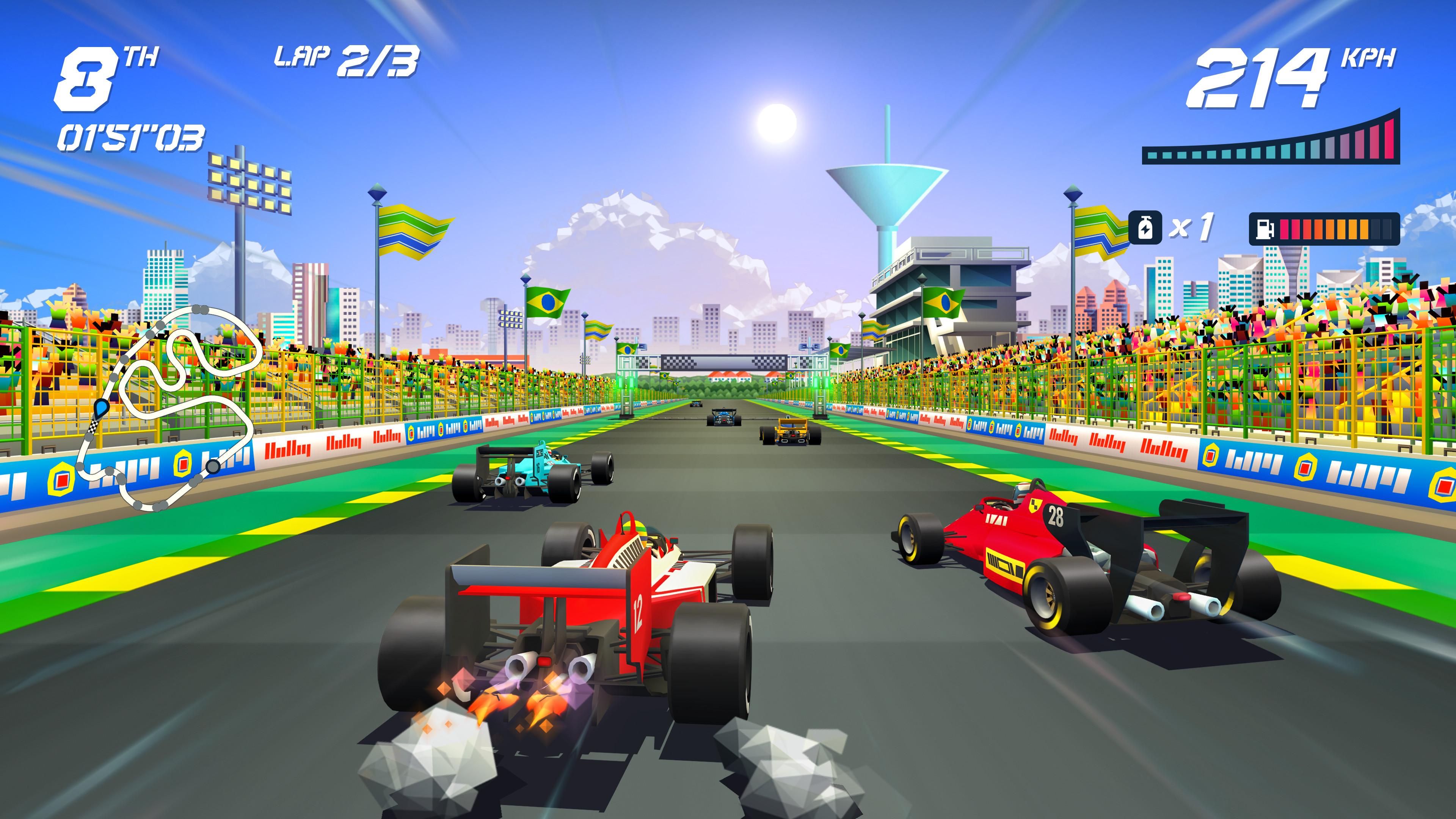 Horizon Chase Senna Forever Pic 4