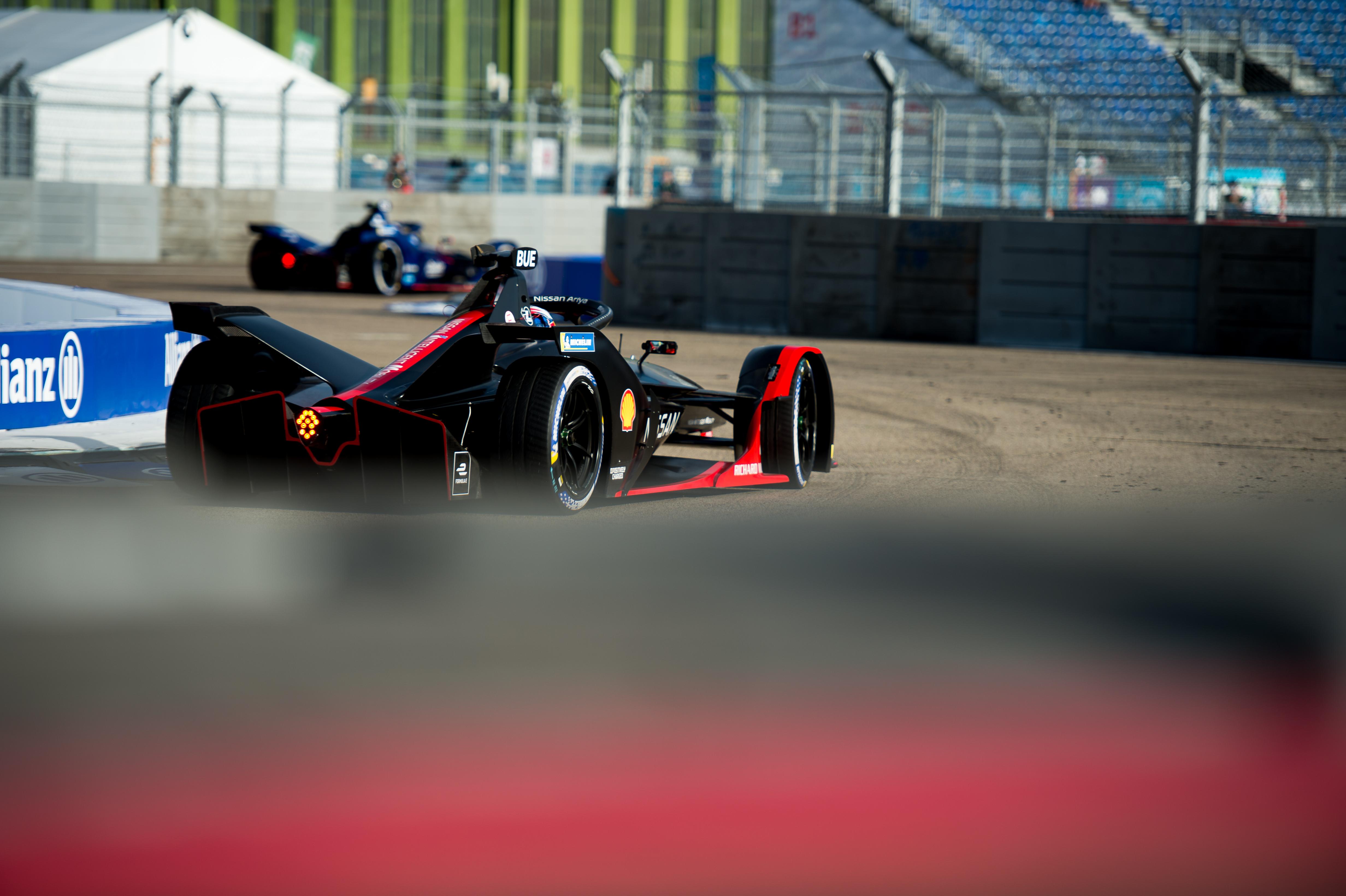 Formula E Berlin E Prix 2021
