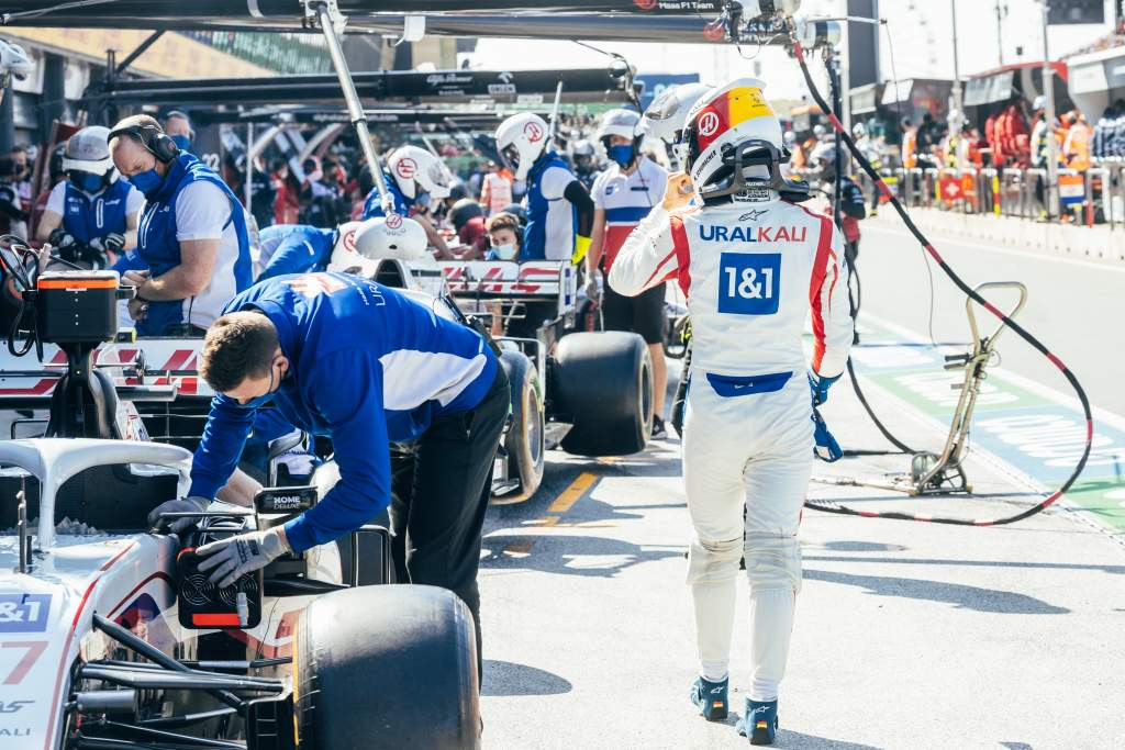 Did Schumacher need a move up the grid for 2022? Our verdict - The Race