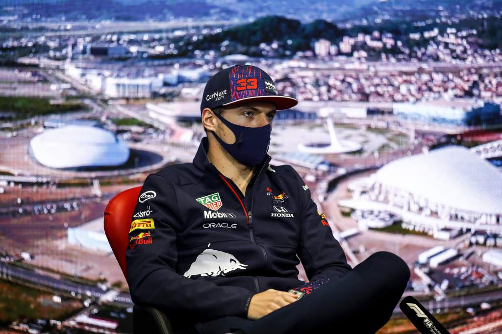 Verstappen: Hamilton's claim 'shows he doesn't really know me' - The Race