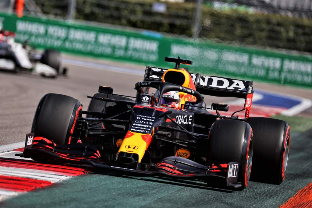 Verstappen will start Russian GP from back after engine change - The Race
