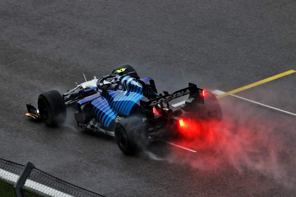 How Williams' plan to hinder Alfa almost derailed its day - The Race