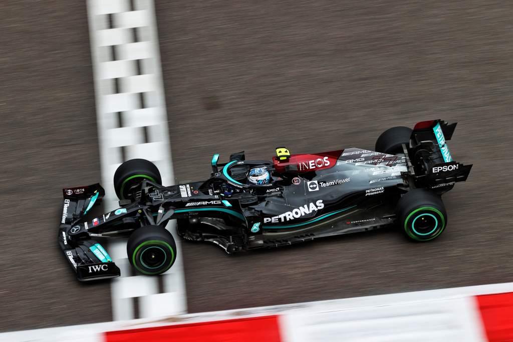 Bottas joins Verstappen at back at Sochi after engine change - The Race