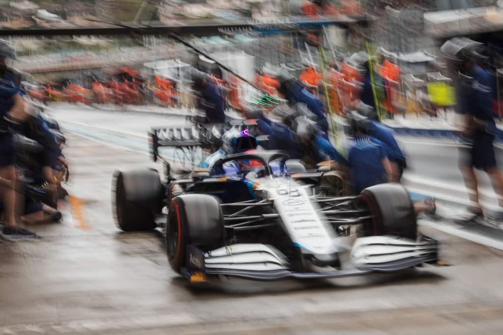 Motor Racing Formula One World Championship Russian Grand Prix Qualifying Day Sochi, Russia