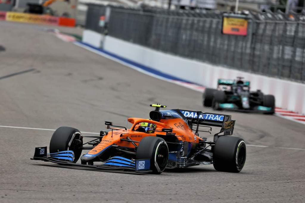 Our verdict on Norris's Russian Grand Prix heartbreak - The Race