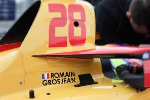 Romain Grosjean IndyCar Andretti