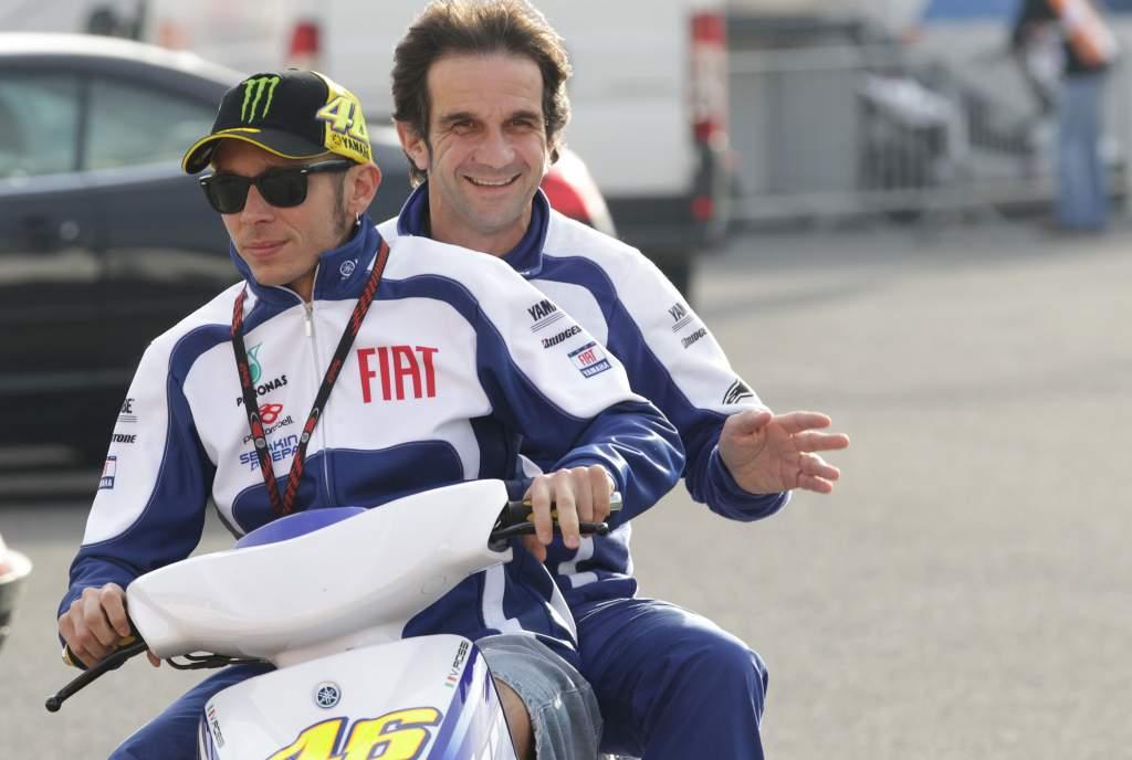 Valentino Rossi Davide Brivio Yamaha MotoGP